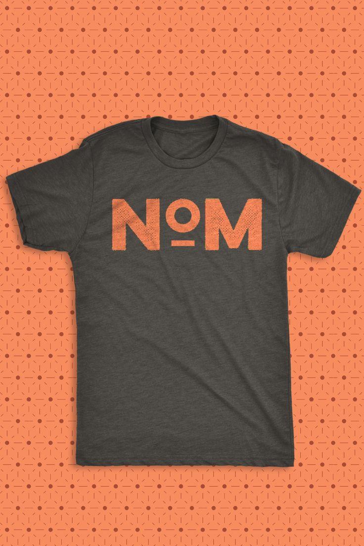 Nom t-shirt  #madewithover