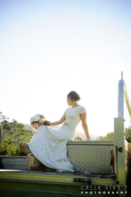 Out of town wedding