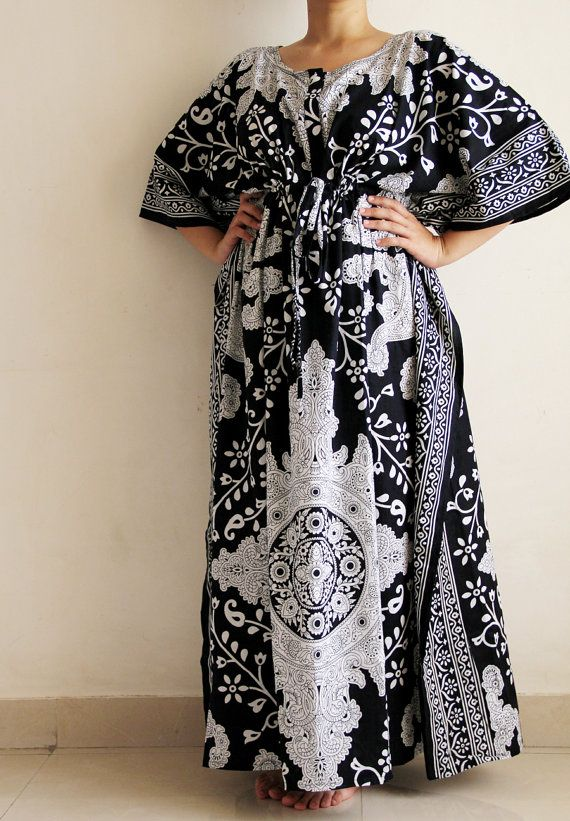 27 best Maternity and nursing caftans handmade by me
