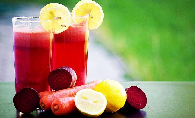 Acest suc ajută la hrănirea, purificarea, energizarea, vindecarea și tonifierea organelor, a sângelui și a sistemelor corpului.