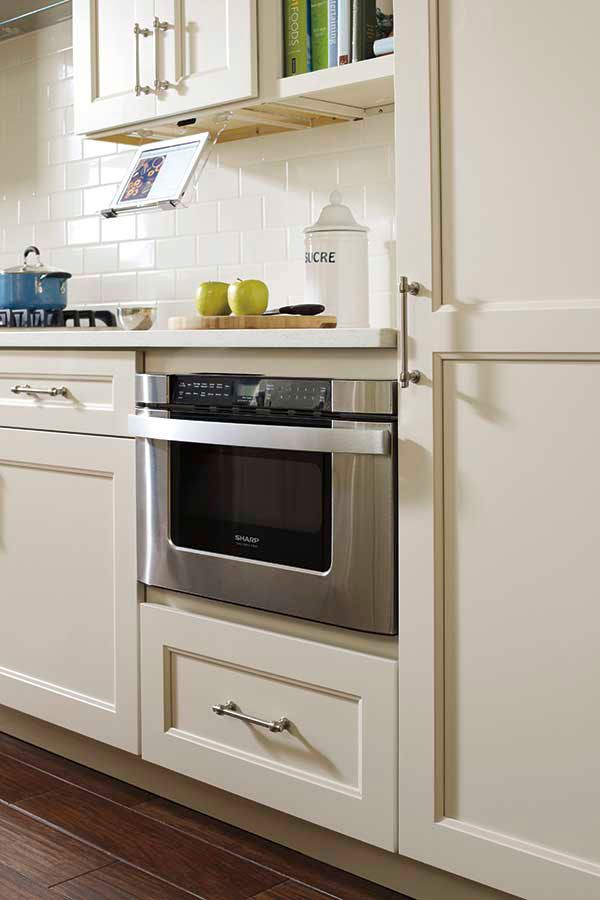 1000 ideas about microwave cabinet on pinterest for Built in microwave cabinet size