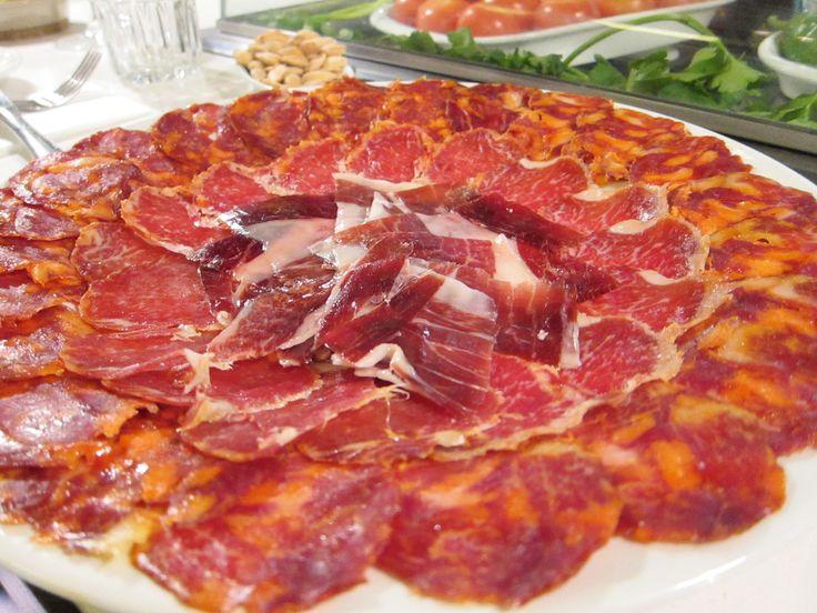 Barcelona Spain Food