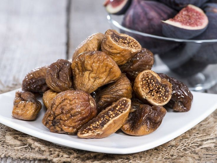 Dried Figs Healthy Late Night Snack