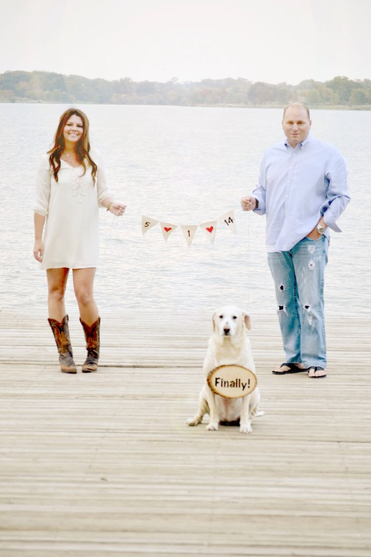 Save The Date, Dog, Funny, Lab, Finally