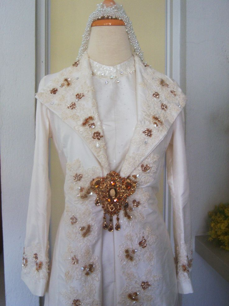 #traditional #kebaya #indonesia #weddingdress