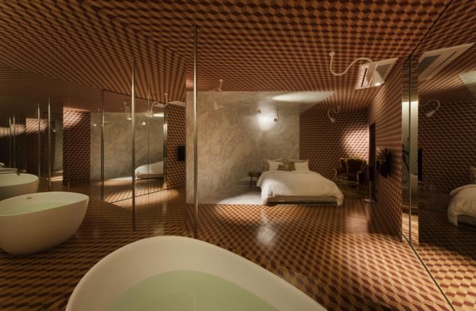 Sohsul Hotel by archigroup ma. Photography © Sun Namgoong. Click above to see larger image.