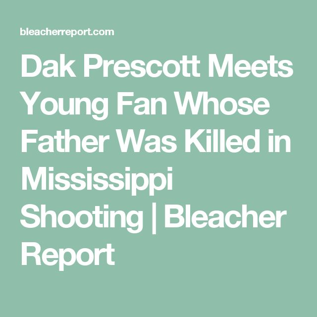 Dak Prescott Meets Young Fan Whose Father Was Killed in Mississippi Shooting | Bleacher Report  https://www.yelp.com/biz/megan-physical-therapy-and-rehabilitation-center-philadelphia