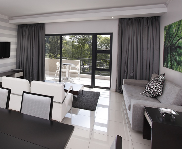 This the living area of a two bedroom apartment. Thoughts?