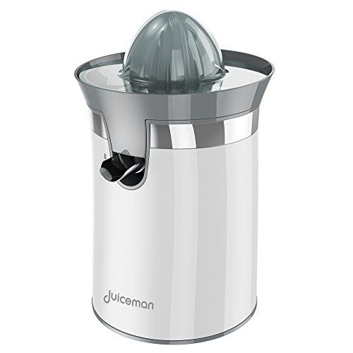 Juiceman JCJ450 Citrus Juicer with Two Juicing Cones  AutoReversing Function ** Read more  at the image link.