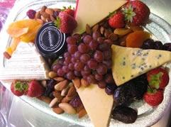 cheese board platter from The Mediterranean Market, Queenstown, NZ www.mediterranean.co.nz