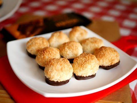 (66) Печенье БЕЗ МУКИ. Очень быстро и просто. Печенье из 3 ингредиентов - YouTube