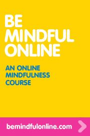 Online Mindfulness Course - Be Mindful