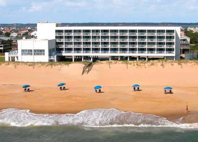 Nags Head Inn Oceanfront Outer Banks Hotel Motel Ociation