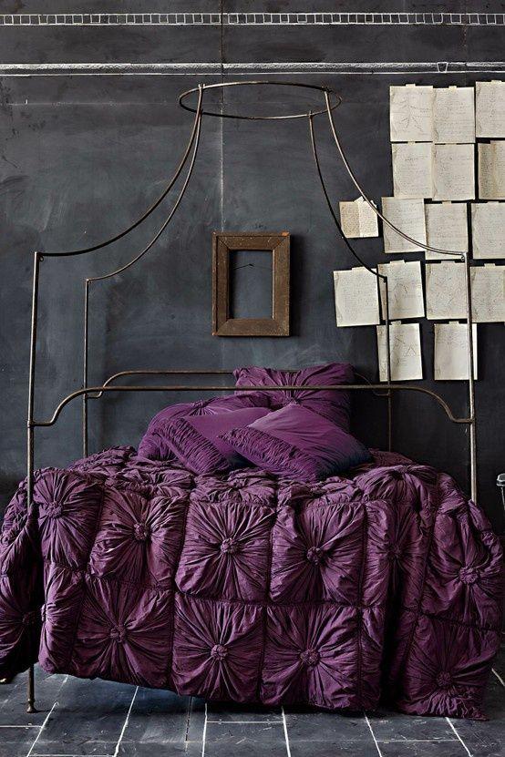 Purple! inspiring-design-in-interior-spaces