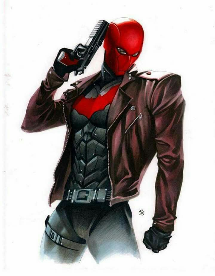 Jason Todd aka Red Hood