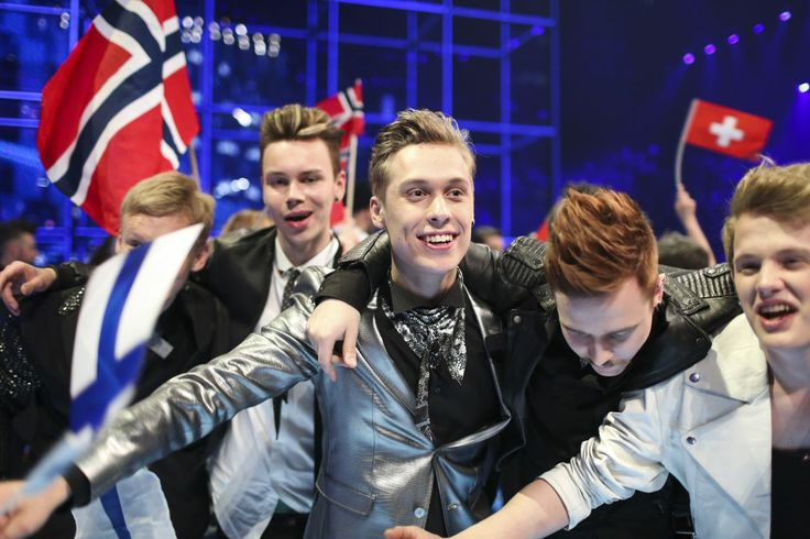 Softengine, Finland This was the Eurovision last year.. looking at this picture makes me want to cry happy tears... in the past year they have come so far... bless them cant wait to one day see them in concert!!!!! LOVE THEM SO MUCH! :D
