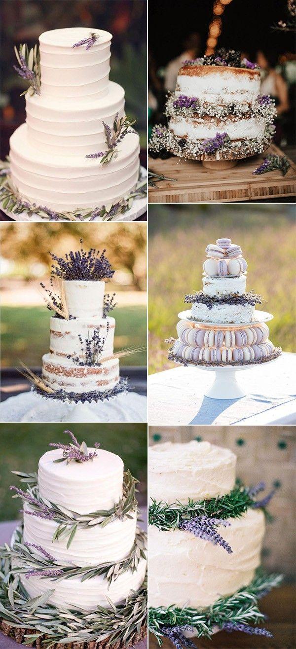 Trending Lavendel Hochzeitstorten Fur 2018 Brautblumen In 2019