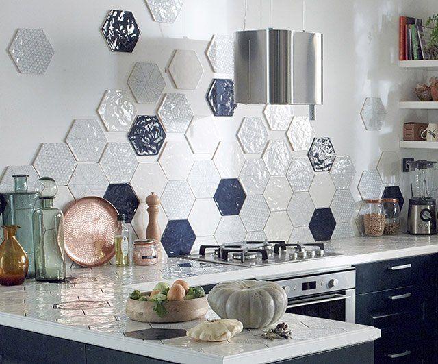 Les Meilleures Idées De La Catégorie Faience Cuisine Sur - Faience murale cuisine moderne pour idees de deco de cuisine