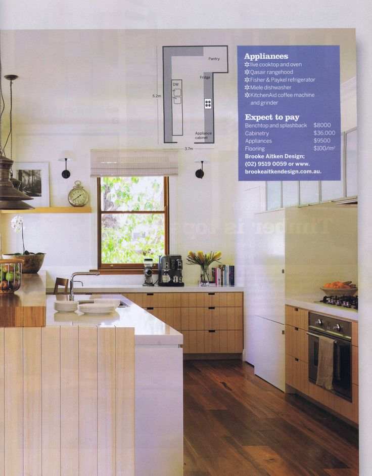 House & Garden March 2011 Page 2 Brooke Aitken Design