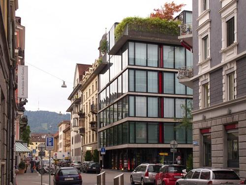 modern exterior by John Hill