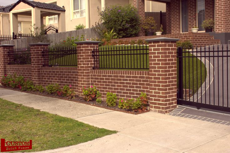 28 Best Front Fences Images On Pinterest Front Fence