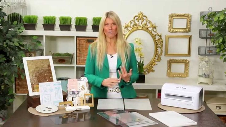 Teresa Collins Cut'n'Boss: Introduction