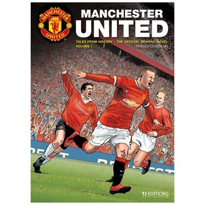 This Christmas, give the @manutd fan in your life this unique graphic novel.
