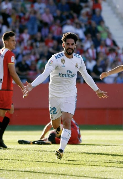 Isco, Real Madrid, Spain, midfielder