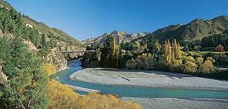 Waiau River, Hanmer Springs
