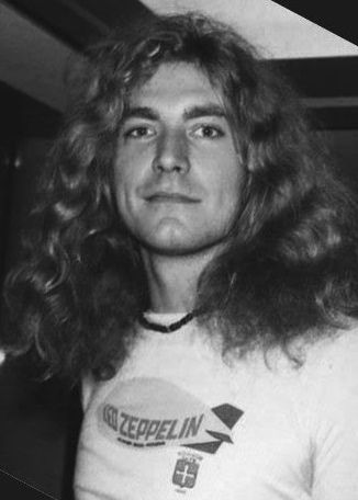 Nothing is cooler than Robert Plant wearing a Led Zeppelin shirt!