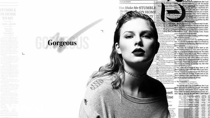 I love this album already!!!!  | Taylor Swift - Gorgeous (Lyric Video) - YouTube