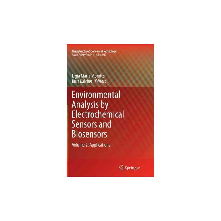 Environmental Analysis by Electrochemical Sensors and Biosensors : Applications (Reprint) (Paperback)