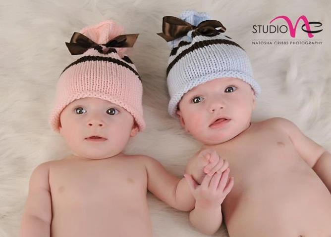 d7be89e7a88 ... discount code for cute boys hat from etsy. newborn twin photo prop hand  knit baby