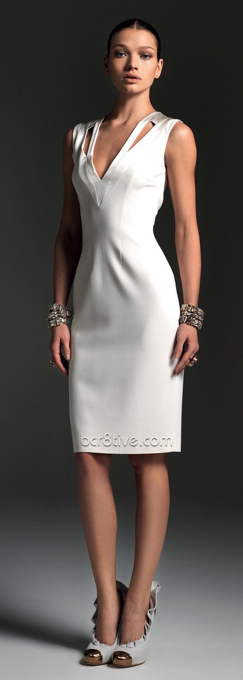 Blumarine Fall Winter 2012 - 2013 Main Collection - Woman.  Perfection.