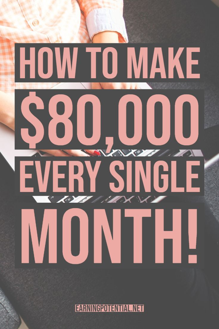 How to make $80,000 every single month! – Passive Income Tips