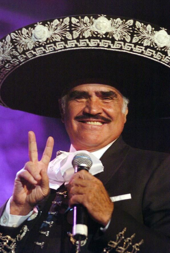 Vicente Fernandez  04/27/2013 8:15PM  Gibson Amphitheatre at Universal City Walk  Universal City, CA