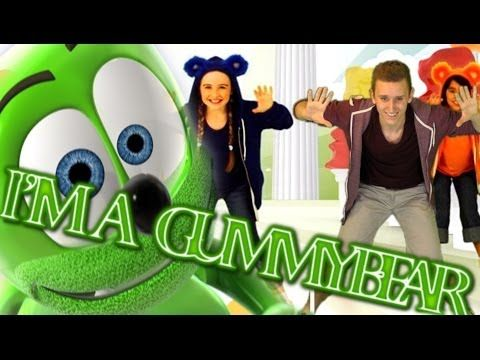 Just Dance Kids \ I'M A GUMMY BEAR (The Gummy Bear Song)   ★★★★★ - YouTube  I know some wee ones who like this song.