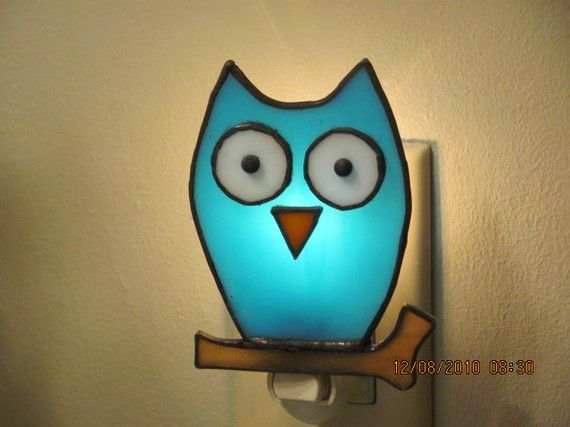 173 Best Images About Stain Glass Night Lights On