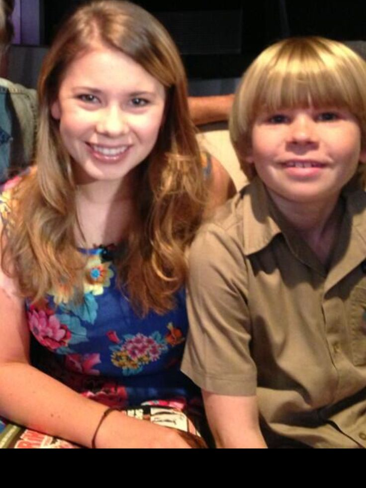 Steve & Terri Irwin's 2 Children ...... Bindi and Robert . Bindi Sue Irwin was Born: July 24, 1998 (age 16 as of today 5-11-15), in Buderim, Australia. ...... Robert Clarence Irwin was Born: December 1, 2003 (age 11 as of today 5-11-15), Buderim, Australia