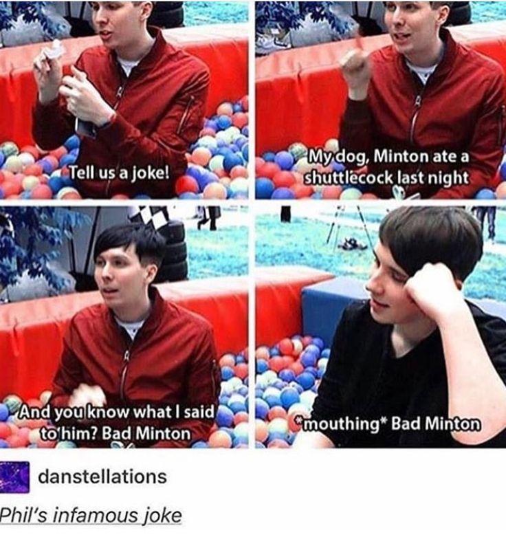 Dan's heard this a thousand times