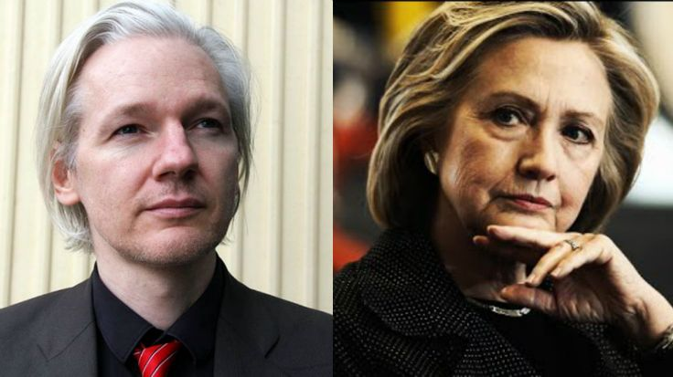 UPDATE: Assange Drops New Bomb on Hillary… Democrats in Full Panic | World News Online