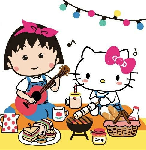 62 Best Chibi Maruko Chan Images On Pinterest: 1457 Best Kitty Images On Pinterest