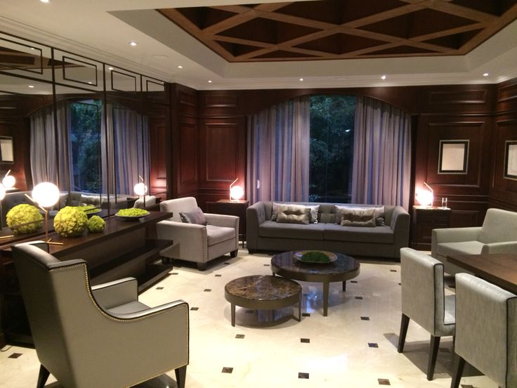 Lobby Principal Hotel Park 10 Medellin Coombia