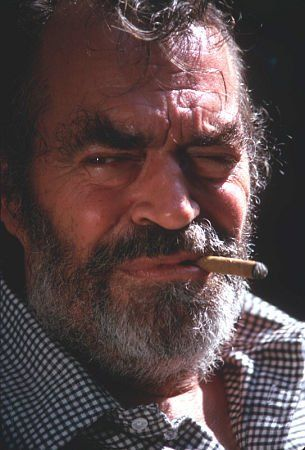 "Jack Elam - Worked with him on ""BIG BAD JOHN"" in 1999. We were at Ryder's Sound Shooting ADR and later mixing the show and he and Jimmy Dean where there watching the process. Was very nice to meet him as I'm a Huge Western fan and grew up watching him in the movies as a kid!"