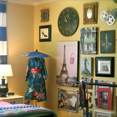 1000 Ideas About Unique Teen Bedrooms On Pinterest