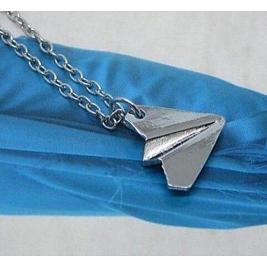 eksplosion modeller én retning papirflyver halskæde (1 stk) – DKK kr. 13