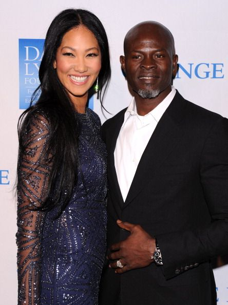 Color of Love: Famous Interracial Couples   Vibe - Page 7