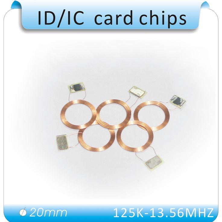 Envío gratis 50 unids/lote 13.56 MHz antena rfid tag de proximidad con chip ic etiquetas nfc 1 k etiquetas (Compatible con s50)