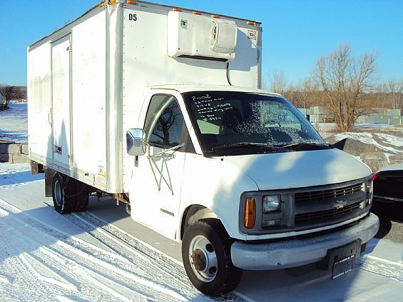 2002 Chevrolet 3500 Cargo Box Truck For Sale in NY | Want Ad Digest Classified Ads