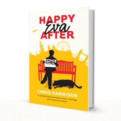Allen & Unwin novel - Happy Eva After by Chris Harrison!